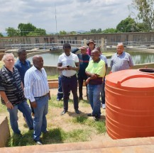 Urgent intervention needed for town's water crisis